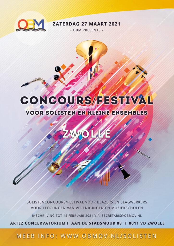 Solistenconcours Zwolle 2021