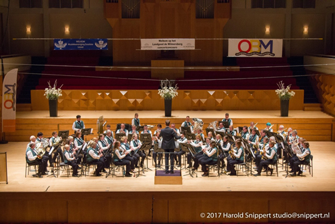 Muziekvereniging Amicitia uit Delden