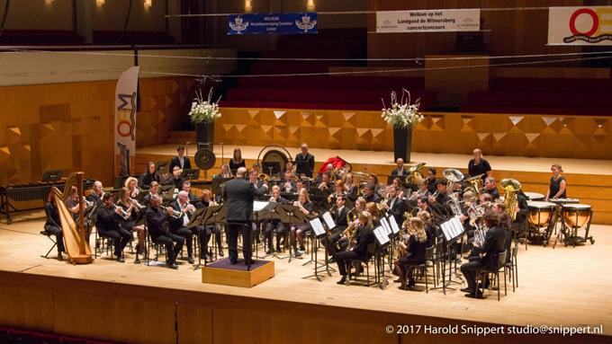 Muziekvereninging Door Samenwerking Sterk uit Aarlanderveen