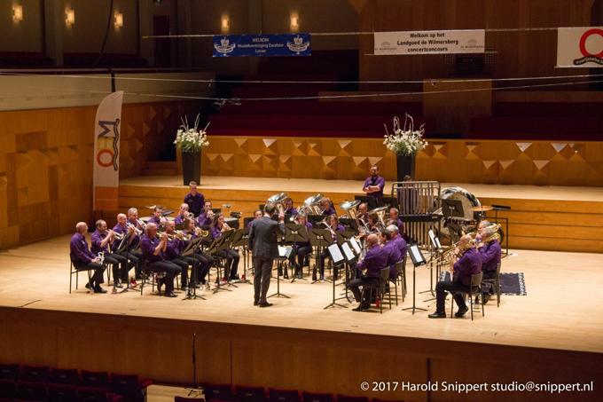 Brassband Crescendo uit Steenwijk