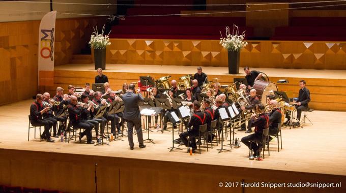 Christelijke Brassband Pro Rege uit Heerenveen
