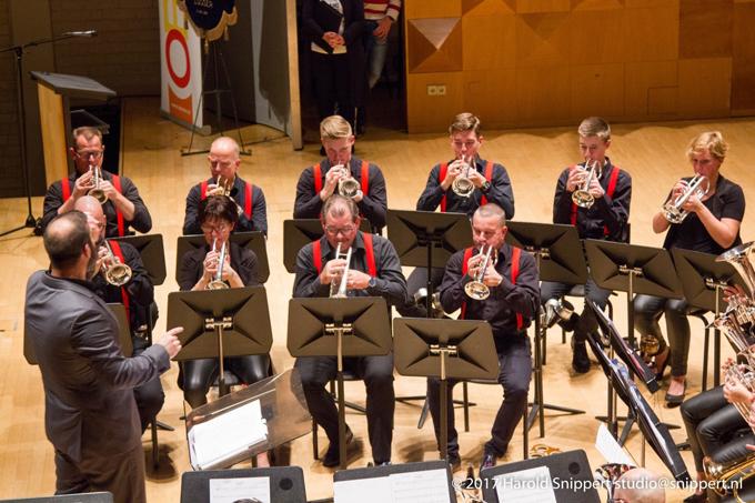 Christelijke Brassband Pro Rege uit Heerenveen (2)